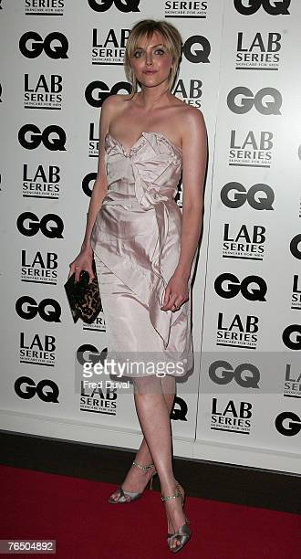 Sophie Dahl arriving at the GQ Men of the Year Awards at the Royal Opera House on September 4, 2007 in London, England.