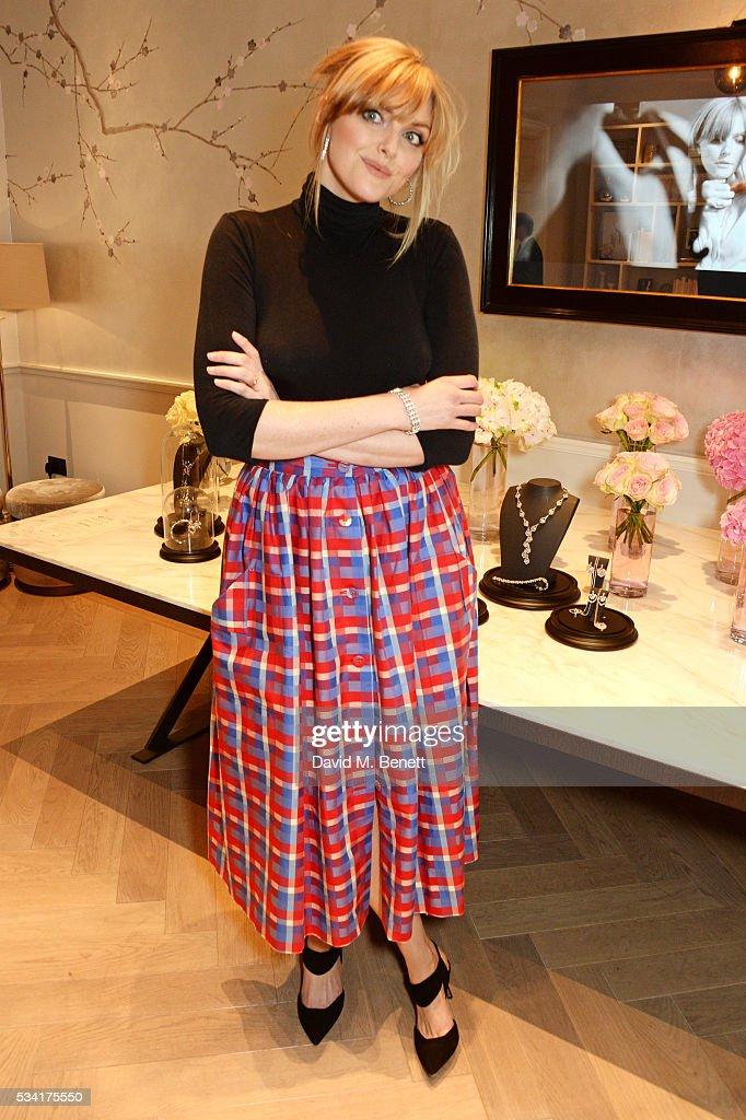 Sophie Dahl Hosts Boodles Cocktails With Friends