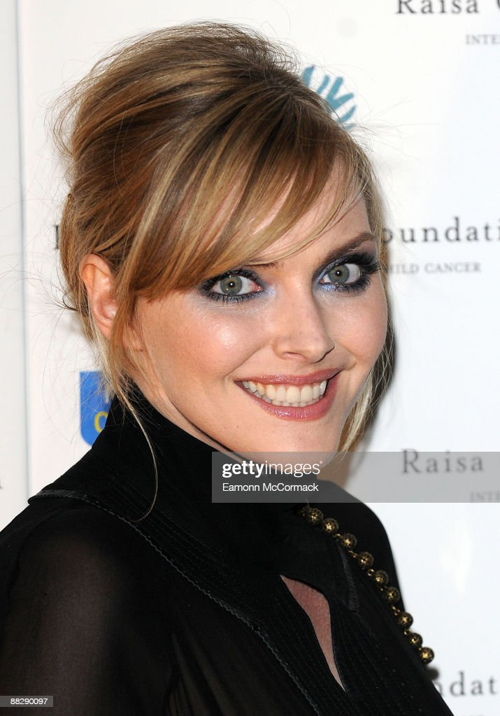 Raisa Gorbachev Foundation Fundraising Gala Dinner 2009 - Outside Arrivals