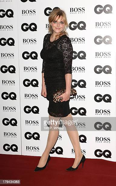 Sophie Dahl attends the GQ Men of the Year awards at The Royal Opera House on September 3 2013 in London England
