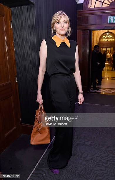 Sophie Dahl attends the WGSN Futures Awards 2016 on May 26 2016 in London England