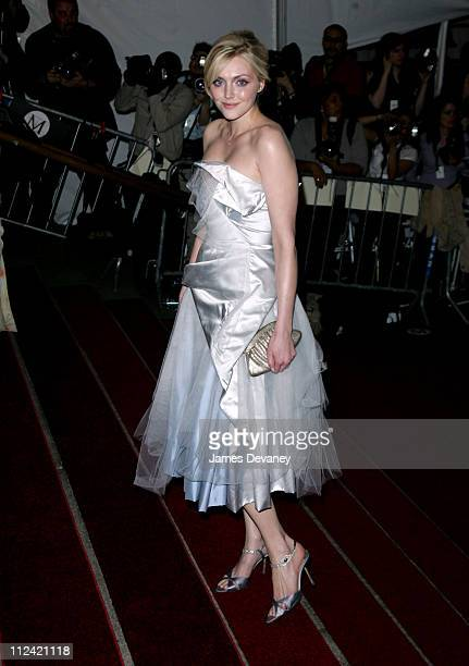Sophie Dahl during AngloMania Costume Institute Gala at The Metropolitan Museum of Art Arrivals Celebrating AngloMania Tradition and Transgression in...