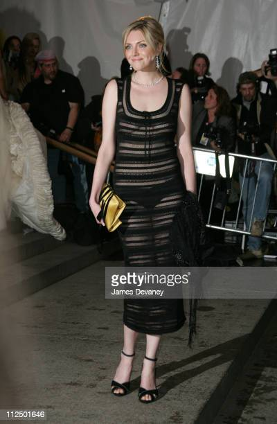 Sophie Dahl during Chanel Costume Institute Gala at The Metropolitan Museum of Art Arrivals at The Metropolitan Museum of Art in New York City New...