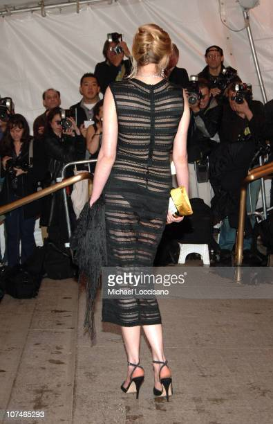 Sophie Dahl during Chanel Costume Institute Gala Opening at the Metropolitan Museum of Art Arrivals at Metropolitan Museum of Art in New York City...