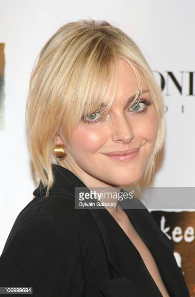 Sophie Dahl during Conde Nast Media Group Presents The Black Ball To Benefit Keep A Child Alive Red Carpet at Hammerstein Ballroom at 311 West 34th...