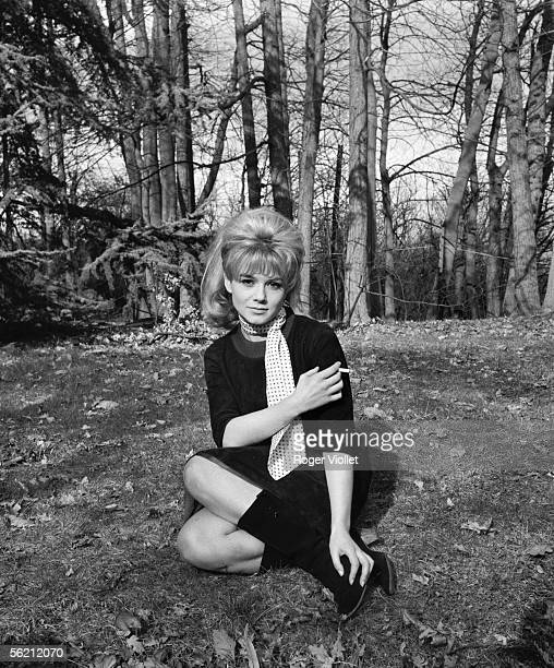 Sophie Daumier French actress France 1962