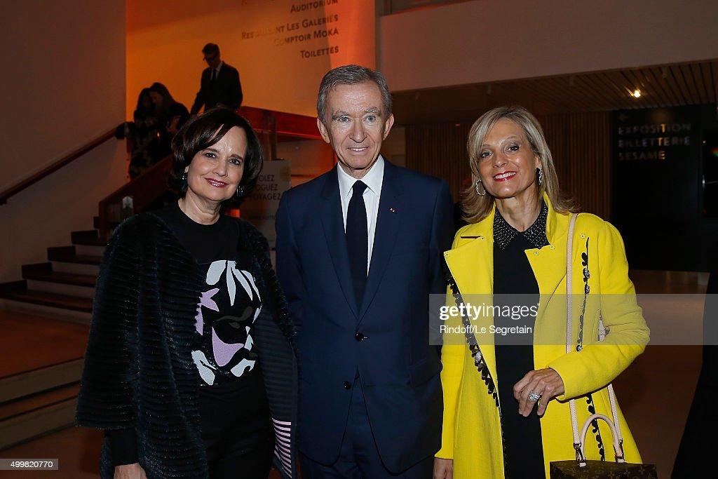 'Volez, Voguez, Voyagez - Louis Vuitton' - Exhibition Opening : News Photo