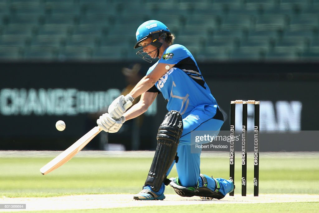 WBBL - Stars v Strikers