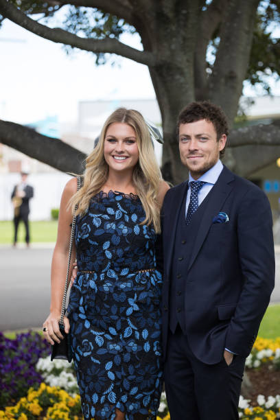 AUS: Celebrities Attend The Everest Race Day