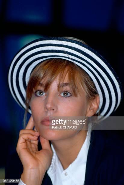 Sophie DUEZ au 41ème Festival du film de Cannes en 1988 19880000 Sophie DUEZ au 41ème Festival du film de Cannes en 1988 19880000