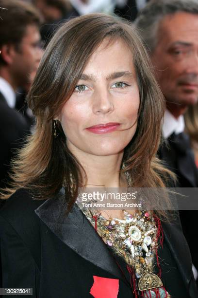 Sophie Duez during 2004 Cannes Film Festival The Bad Education Opening Night at Palais Du Festival in Cannes France