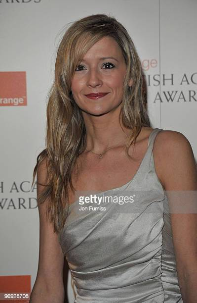 Sophie Dymoke attends the Orange British Academy Film Awards 2010 at the Royal Opera House on February 21 2010 in London England