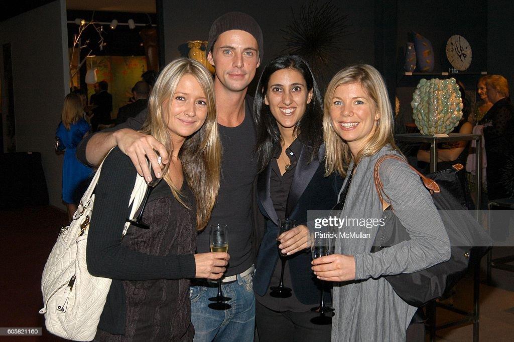 Sophie Dymoke, Matthew Goode, Rebecca Damavandi and Janie