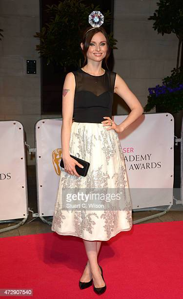 Sophie Elli Bextor attends the After Party dinner for the House of Fraser British Academy Television Awards at The Grosvenor House Hotel on May 10...