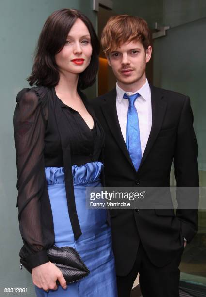 Sophie Ellis Bextor and Richard Jones attends Simon Aboud book launch party at the St Martins Lane Hotel on June 8 2009 in London England