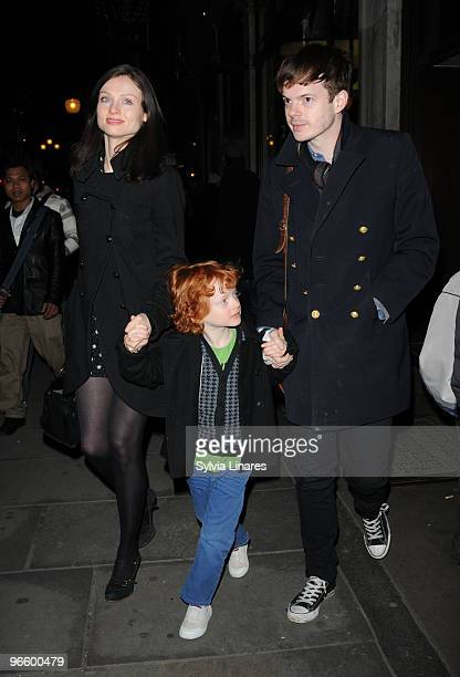 Sophie Ellis Bextor attends Hamley's 250th Birthday party at Hamleys Store on February 11 2010 in London England