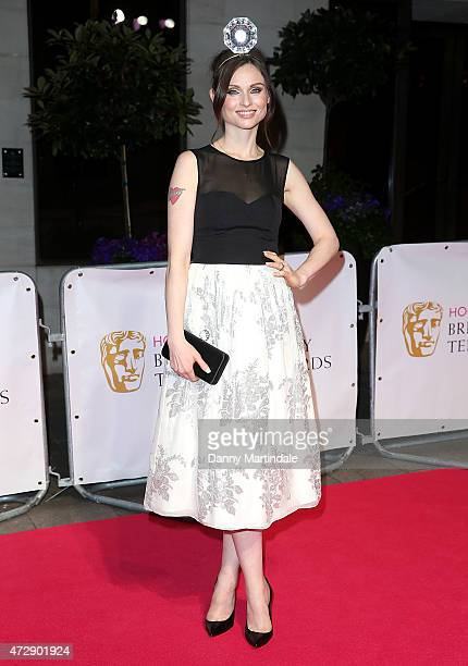 Sophie Ellis Bextor attends the After Party dinner for the House of Fraser British Academy Television Awards at The Grosvenor House Hotel on May 10...