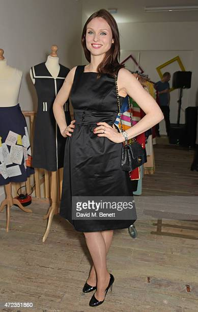 Sophie Ellis Bextor attends the BOB by Dawn O'Porter popup boutique launch party in Covent Garden on May 6 2015 in London England