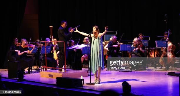 Sophie Ellis Bextor performs onstage at The Anvil on November 27 2019 in Basingstoke England