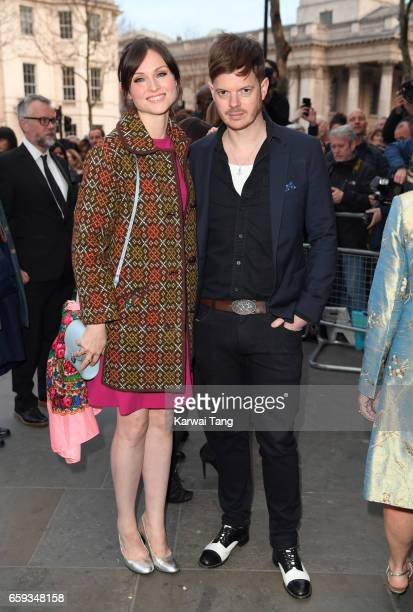 Sophie EllisBextor and Richard Jones attend the Portrait Gala 2017 at the National Portrait Gallery on March 28 2017 in London England