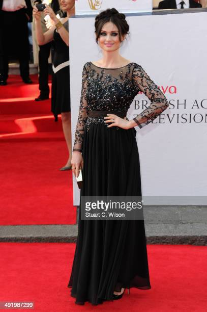 Sophie EllisBextor attends the Arqiva British Academy Television Awards at Theatre Royal on May 18 2014 in London England