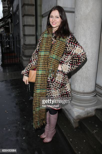 Sophie EllisBextor attends the Disney on Ice The Mouse Bounce Launch Party on February 15 2017 in London England