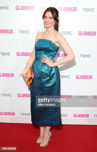 Sophie EllisBextor attends the Glamour Women of the Year Awards at Berkeley Square Gardens on June 3 2014 in London England