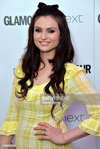 Sophie EllisBextor attends the Glamour Women Of The Year Awards at Berkeley Square Gardens on June 7 2016 in London England