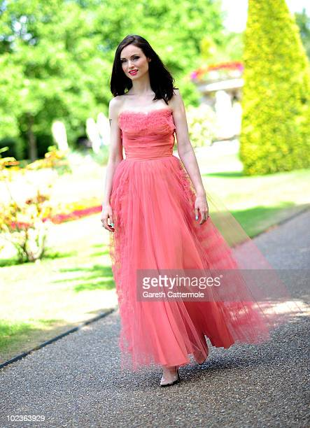 Sophie EllisBextor attends the launch of Sky Broadband's 'Happily Ever After' campaign in Regents Park on June 24 2010 in London England