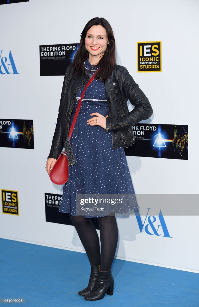 Sophie Ellis-Bextor attends the Pink Floyd Exhibition: Their Mortal Remains at The V&A Museum on May 9, 2017 in London, England.