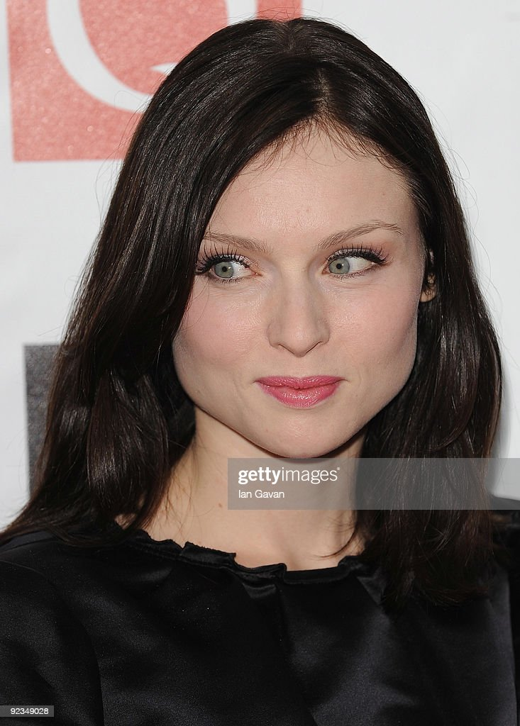 Sophie Ellis-Bextor attends the Q Awards 2009 at the Grosvenor House Hotel on October 26, 2009 in London, England.