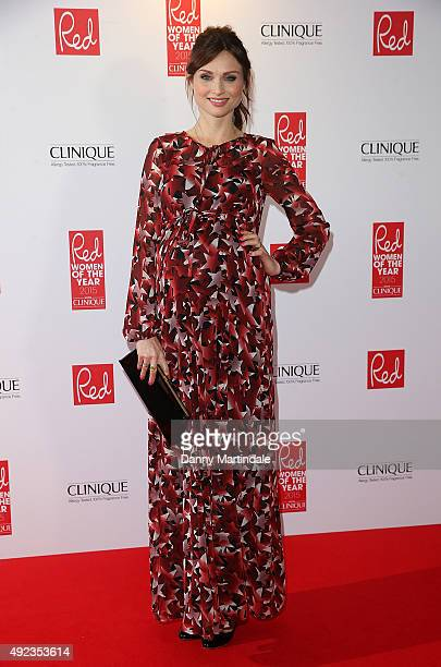 Sophie EllisBextor attends the Red Women Of The Year Awards at Skylon Grill on October 12 2015 in London England