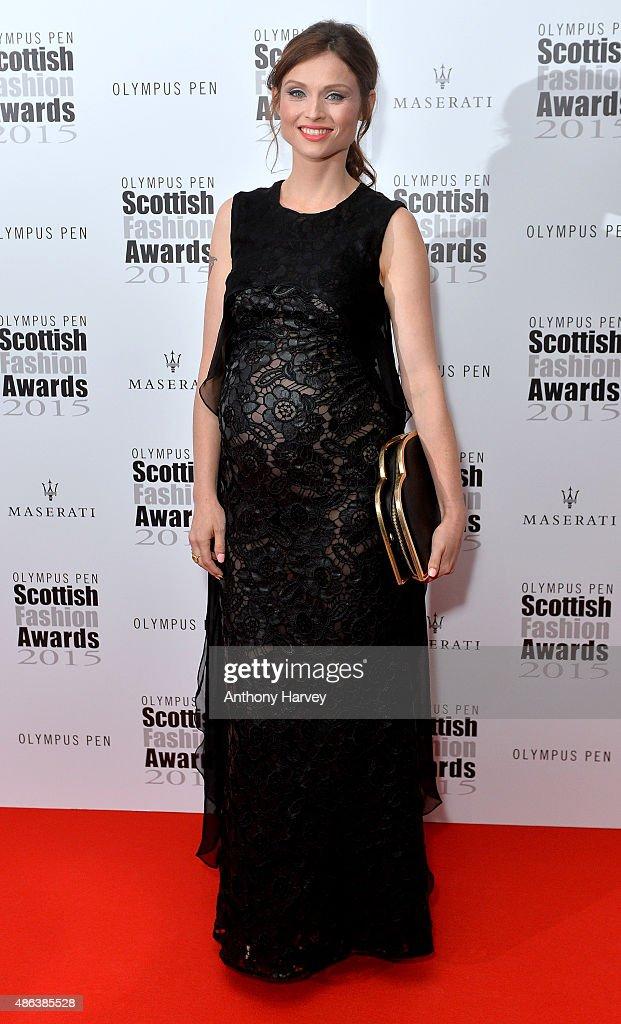 Scottish Fashion Awards - Red Carpet Arrivals