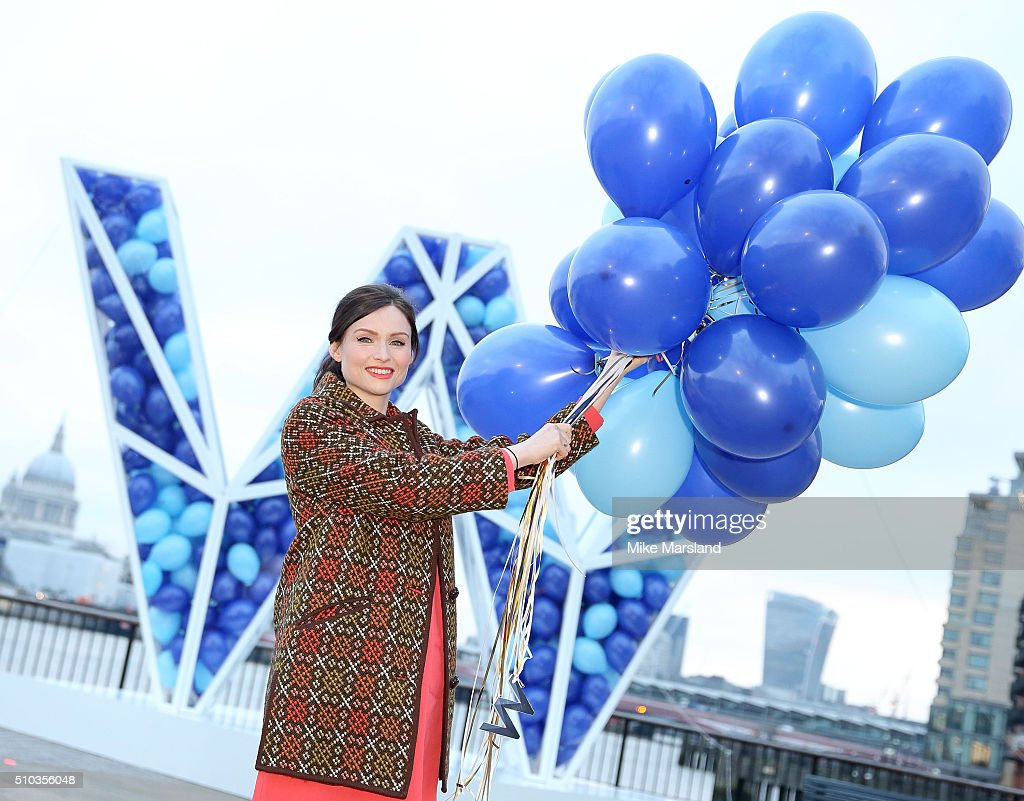 Sophie Ellis-Bextor Dazzles At W Launch