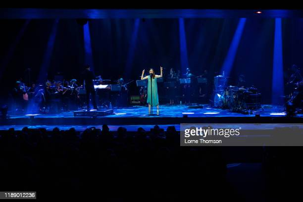 Sophie EllisBextor performs at The Palladium on November 20 2019 in London England