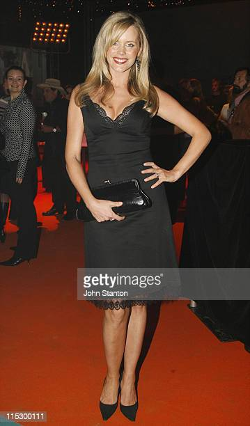 Sophie Faulkner during FOXTEL OO Function at Fox Studios in Sydney NSW Australia