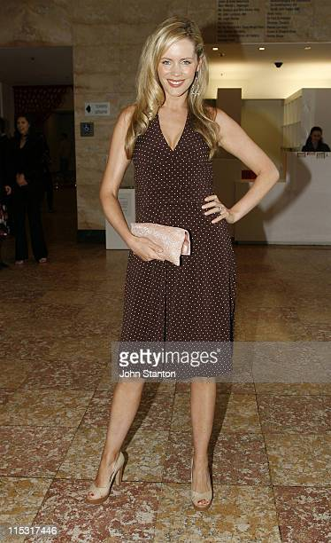 Sophie Faulkner during 'New Woman' Beauty Awards 2006 at Museum of Contemporary Art in Sydney NSW Australia