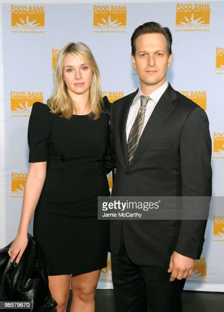 Sophie Flack and Josh Charles attend the Food Bank for New York City's 8th Annual CanDo Awards dinner at Abigail Kirsch�s Pier Sixty at Chelsea Piers...