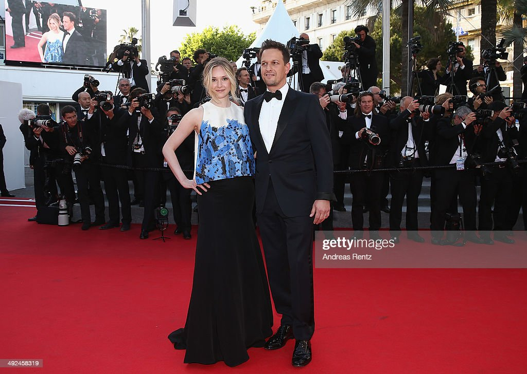 Sophie Flack and Josh Charles attend the 'Two Days, One Night' (Deux Jours, Une Nuit) premiere during the 67th Annual Cannes Film Festival on May 20, 2014 in Cannes, France.