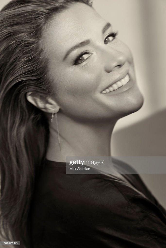Sophie Grégoire Trudeau, Fashion Magazine, March 1, 2017