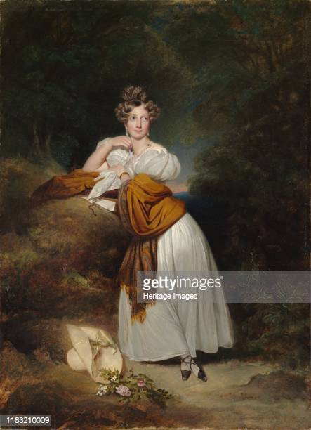 Sophie Guillemette, Grand Duchess of Baden , 1831. Sophie Guillemette , daughter of Gustavus IV Adolphus of Sweden, was the wife of Grand Duke...