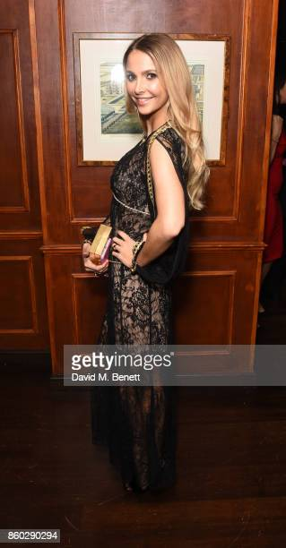 Sophie Hermann attends the The BARDOU Foundation's International Day Of The Girl Gala in support of The Princes Trust at Albert's Club on October 11,...