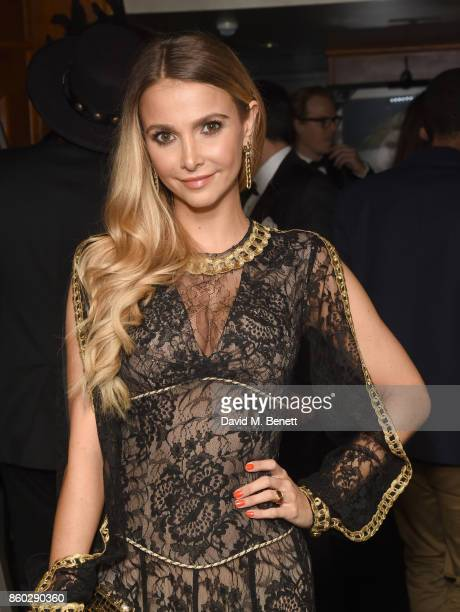 Sophie Hermann attends the The BARDOU Foundation's International Day Of The Girl Gala in support of The Princes Trust at Albert's Club on October 11...