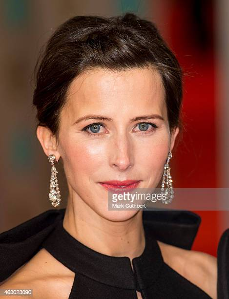 Sophie Hunter attends the EE British Academy Film Awards at The Royal Opera House on February 8 2015 in London England