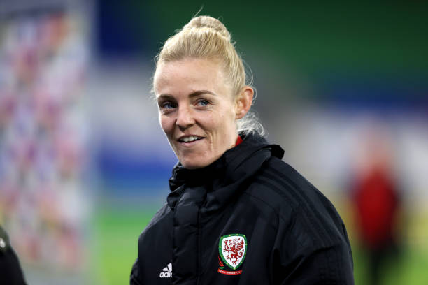 GBR: Wales v Estonia: Group I - FIFA Women's World Cup 2023 Qualifier