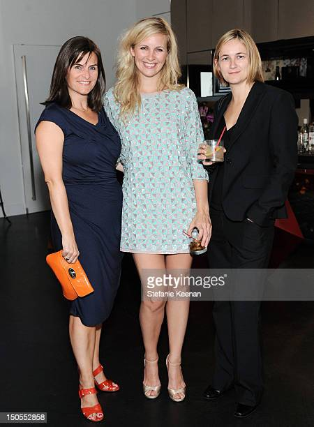 Sophie Jeffries Alison Balsom and Maggie O'Herlihy attend Stephen Webster New Collections Launch Event At Beverly Hills Flagship Store at Stephen...
