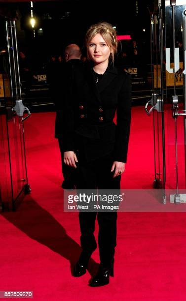 Sophie Kennedy Clark attending a gala screening for new film Philomena at the Odeon Cinema in London