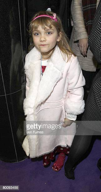 Sophie Mae David Jason's daughter attends the premiere of The Colour of Magic on March 3 2008 in London England