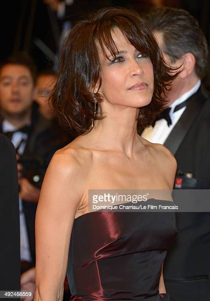 """Sophie Marceau attends the """"Lost River"""" Premiere during the 67th Annual Cannes Film Festival on May 20, 2014 in Cannes, France."""