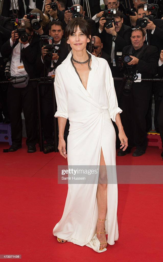 Sophie Marceau attends the 'Mad Max : Fury Road' Premiere during the 68th annual Cannes Film Festival on May 14, 2015 in Cannes, France.